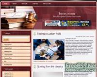 Law wordpress theme 3