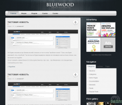 Bluewood uCoz
