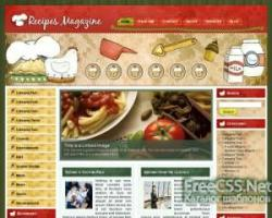 Recipes-magazine