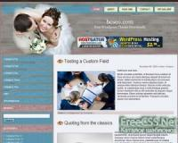 Wedding wordpress theme_1