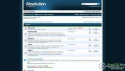 Absolution phpBB